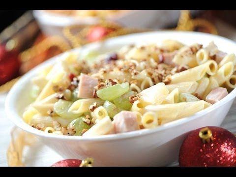 Pasta fría Navideña al estilo de Sonia Ortiz por Cocina al natural ...