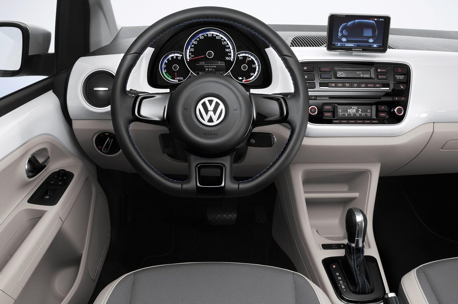 Volkswagen e up 2013