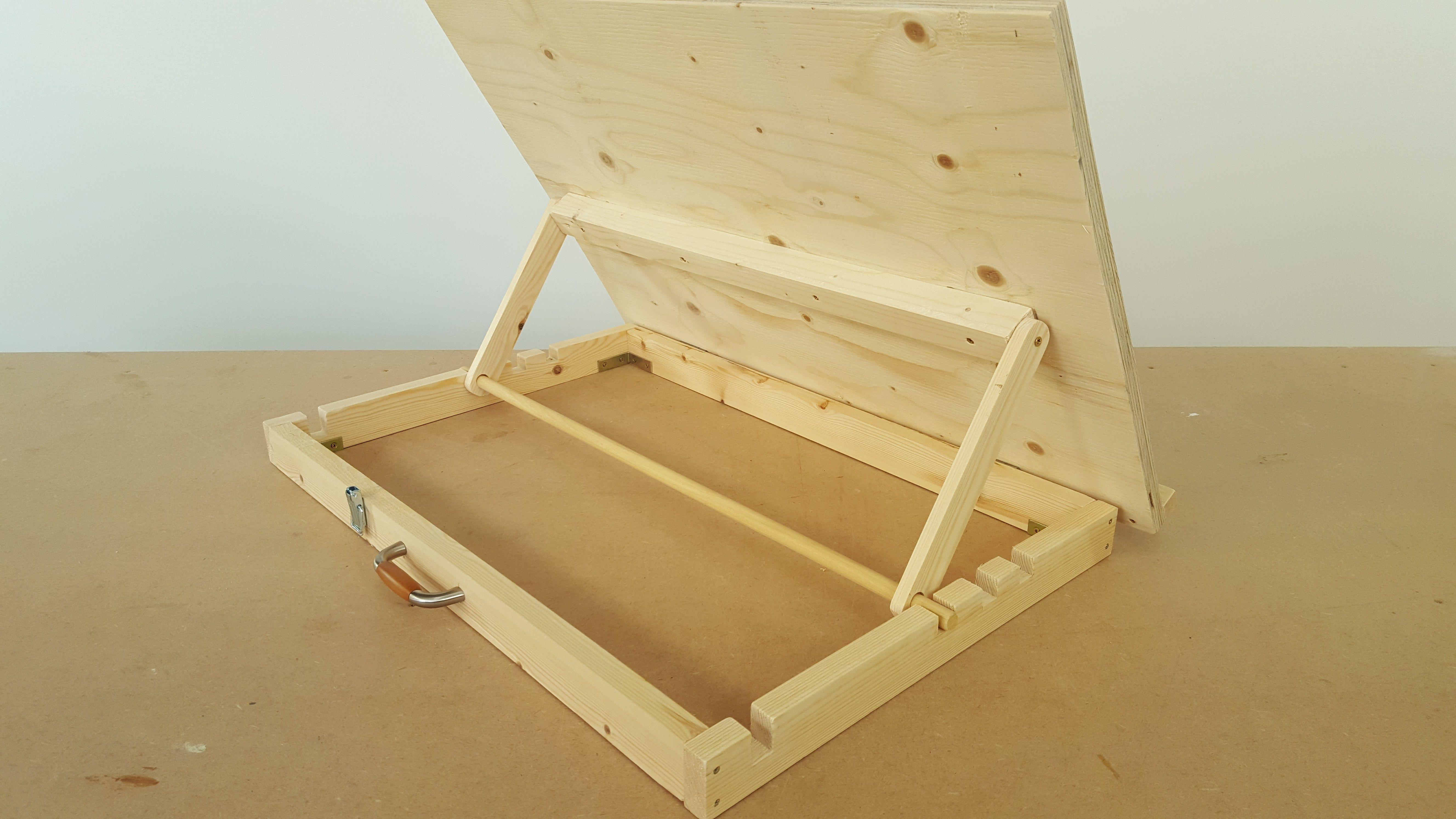Comment Fabriquer Une Table A Dessin Ep16 Table A Dessin