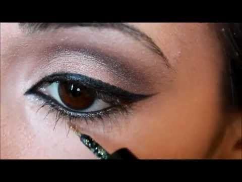 ♥ Tutorial: Wearable Egyptian Inspired Eyes ♥