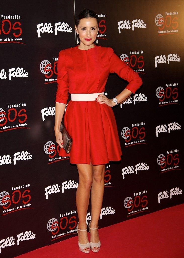 Monica de Tomas Photos: Follie Follie Campaign Launch in Madrid - Celebrity Fashion Trends