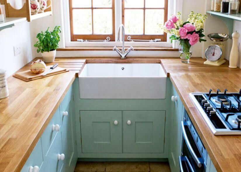 45 Best Simple Kitchen Designs Ideas For Small House Decoration