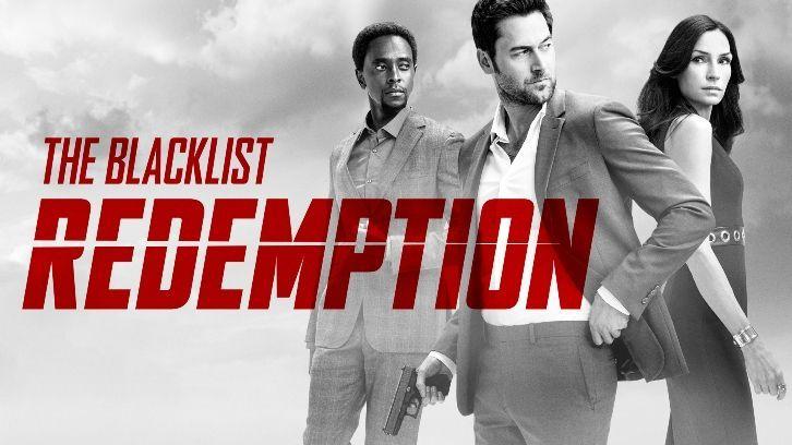 The Blacklist Redemption Promos Cast Promotional Photos