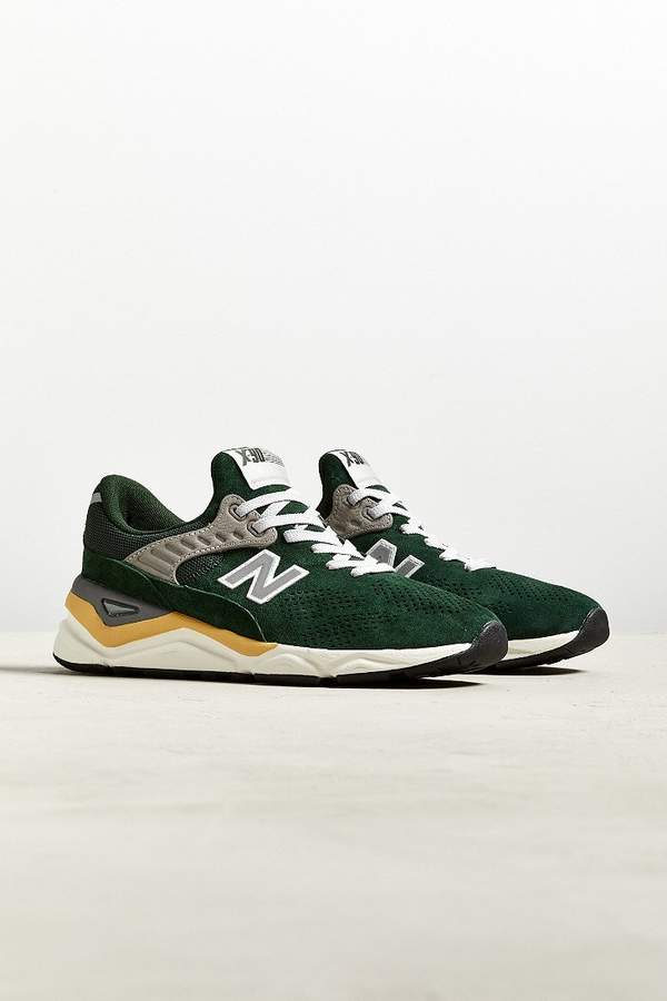 cf5cb6cb0c6d1 RETRO-INSPIRED SNEAKER FROM NEW BALANCE - Check them out now - New Balance  X-90 Sneaker  newbalance  sneakers  sneakerhead