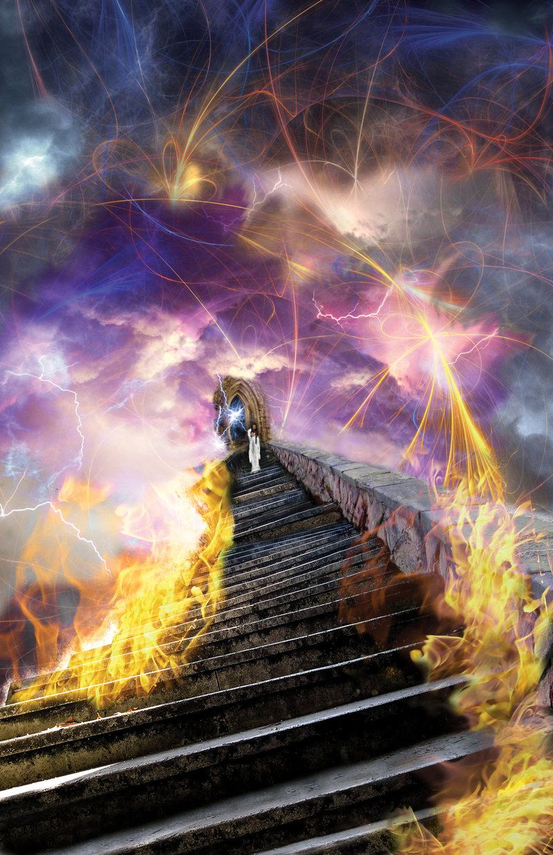 Prophetic art not only captures and depicts the heart of God, but it is also a great way to share the Scri…   Prophetic art worship, Prophetic  art, Stairs to heaven