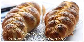 La nueva cocina de Olguichi: CHALLAH / חלה