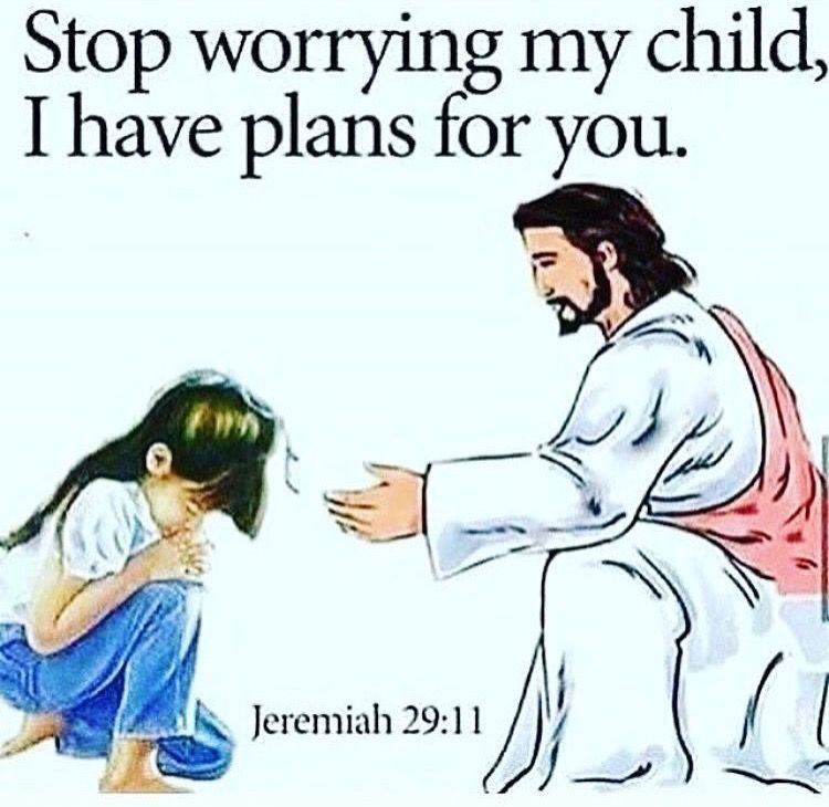 Amen Amen Lord. Your plans are better than mine. Thank you Jesus