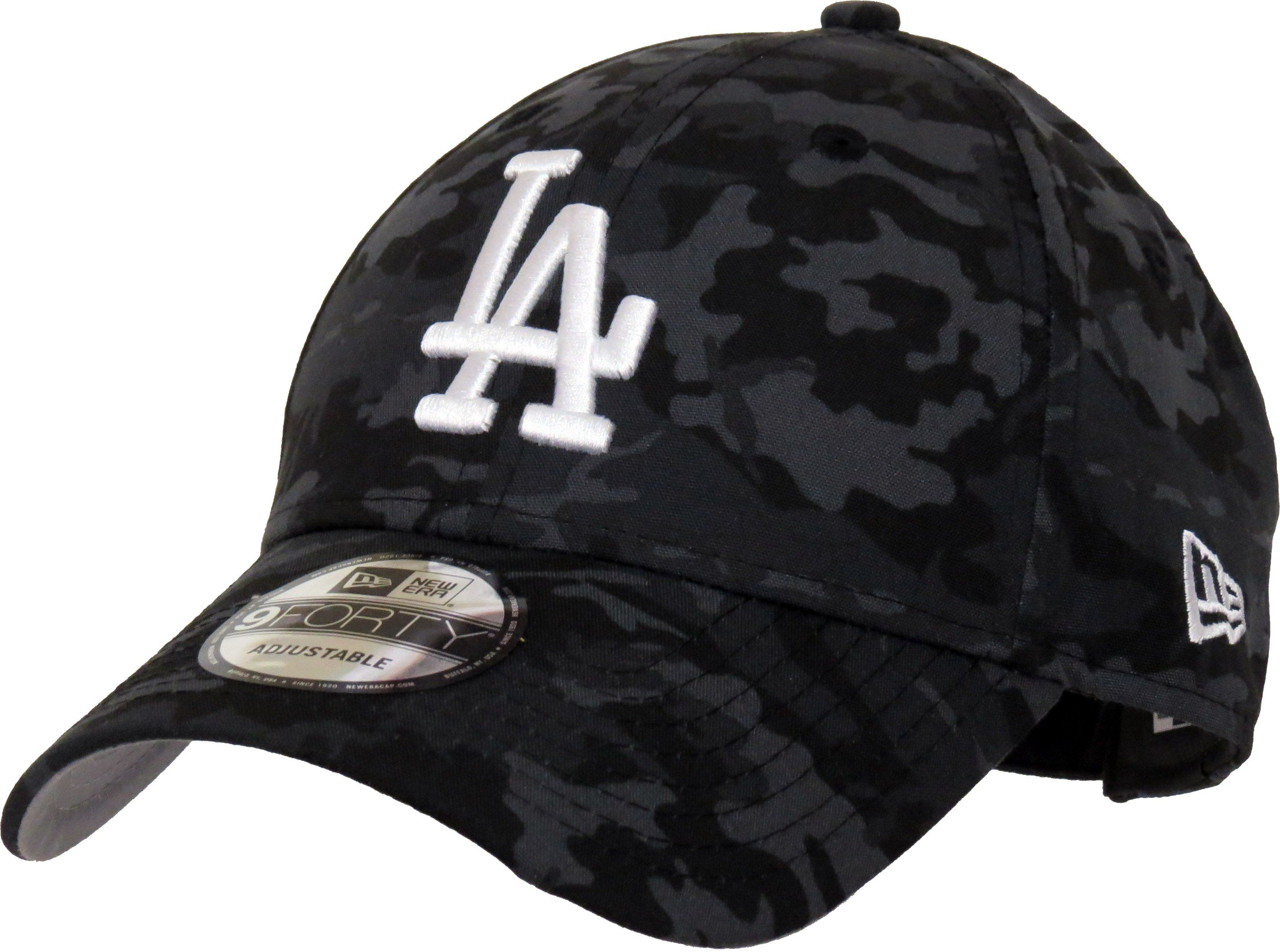 9f047d1d989 LA Dodgers New Era 940 Camo Team Baseball Cap – lovemycap