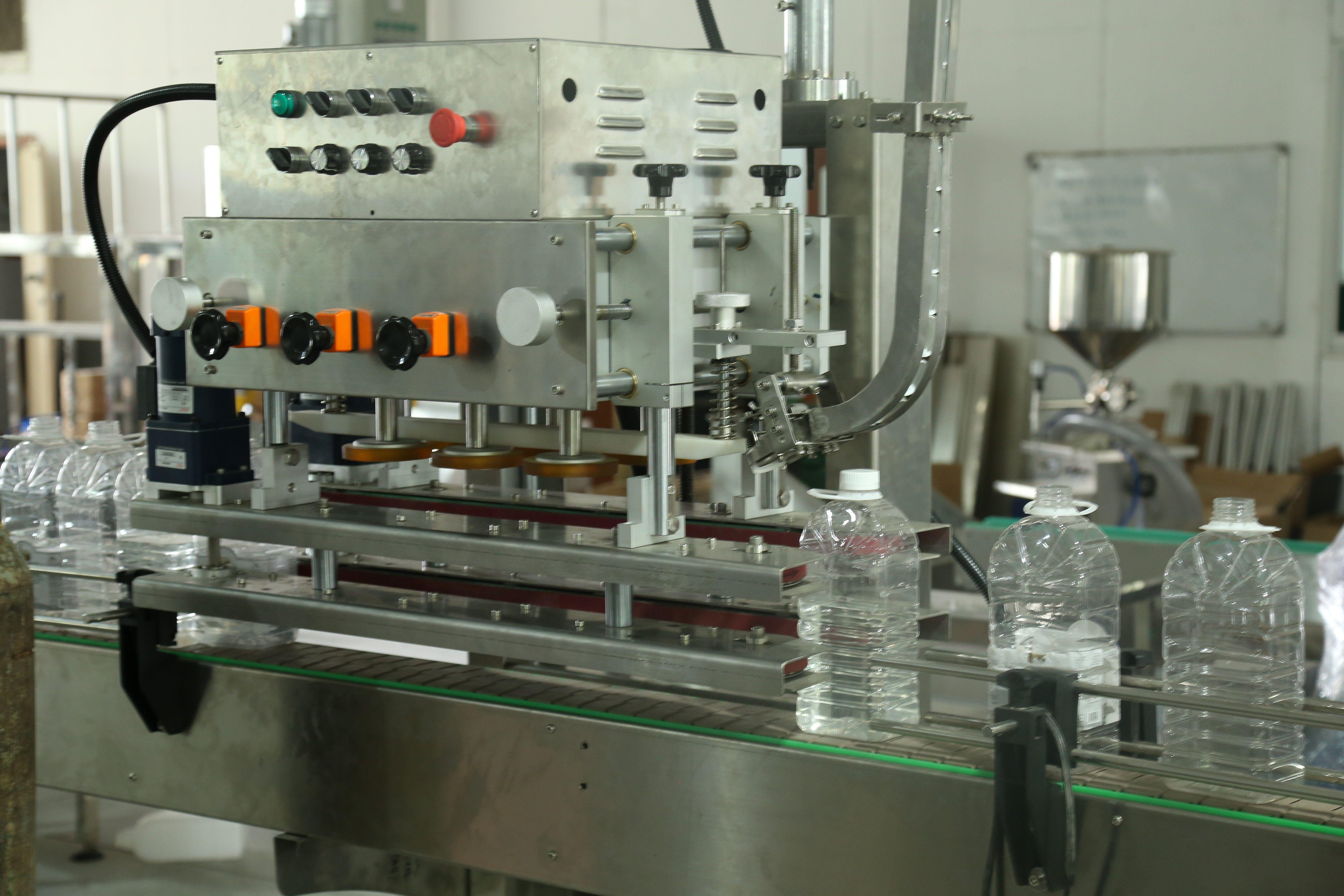 Automatic 5ml 10ml 15ml 30ml 60ml Essential Oil Filling Machine Line With Peristaltic Pump Glassbottlemanufacturingpla Small Bottles Packing Machine Jam Jar