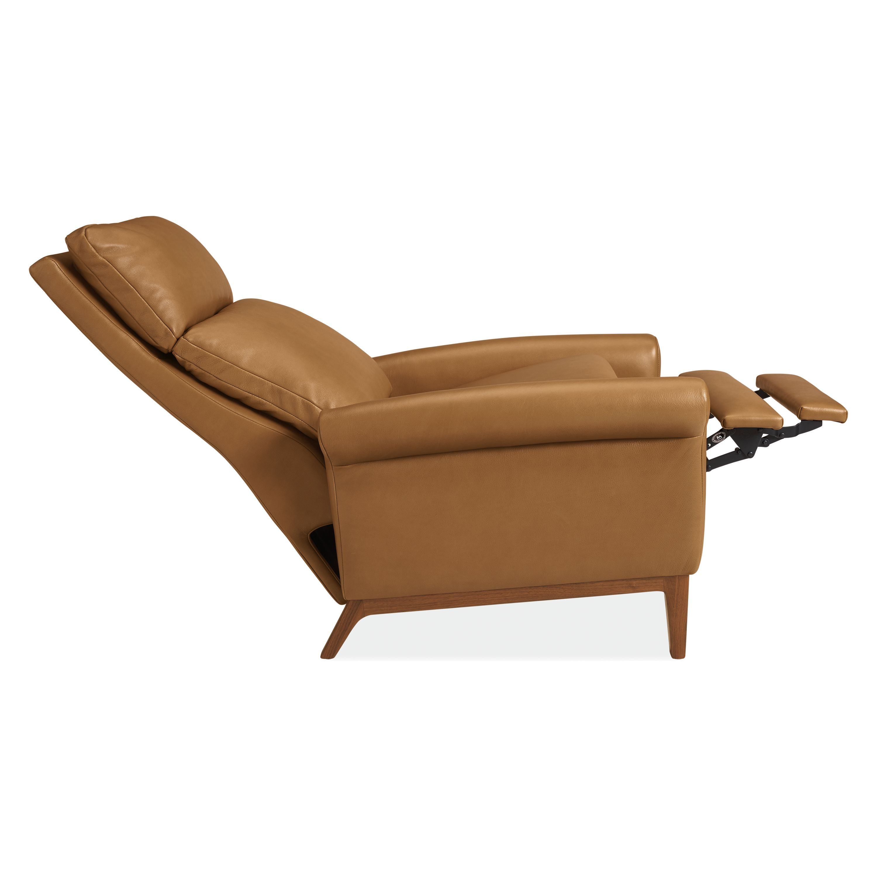 Wynton Leather Recliners Modern Recliners & Lounge