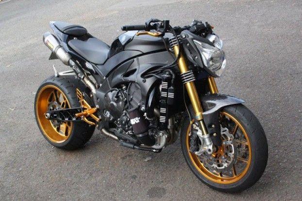 Street Fighter Motorcycle >> Street Fighter Motorcycles 250 Hp Yamaha R1 Street Fighter