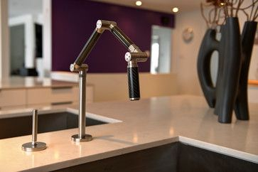 Really unusual kitchen tap