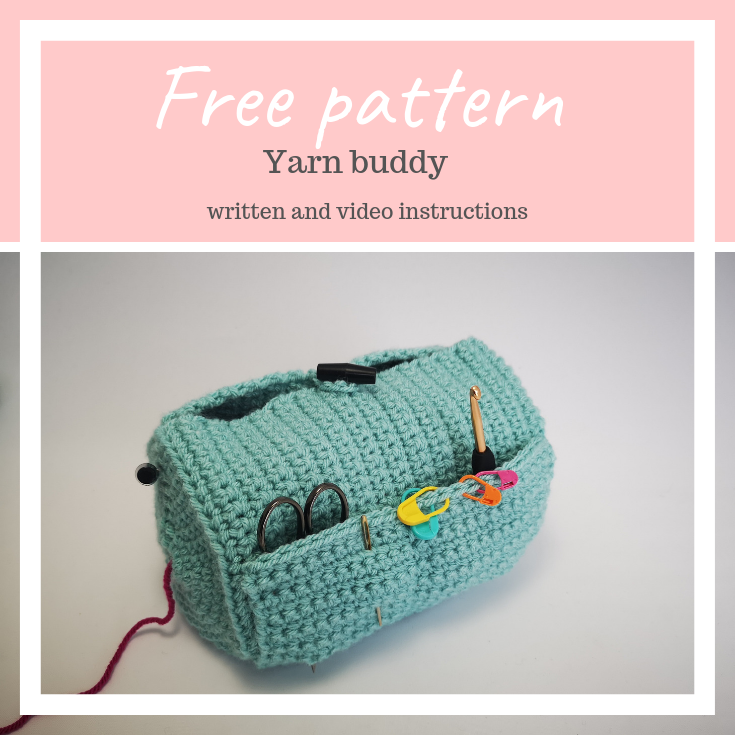 Yarn Buddy – FREE crochet pattern