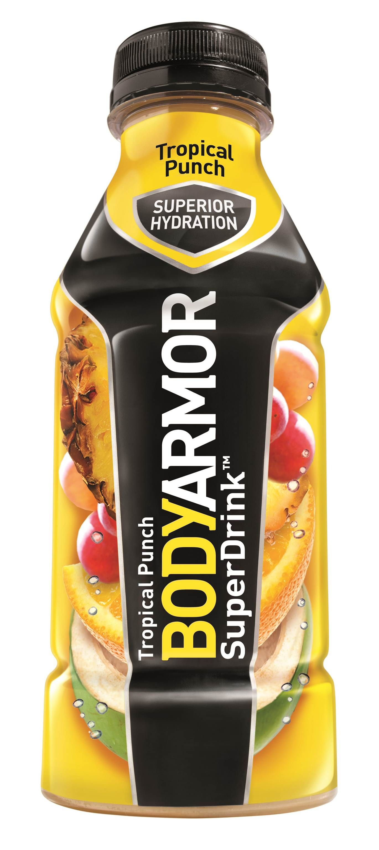 Tropical Punch BODYARMOR Natural SportsDrink Hydration