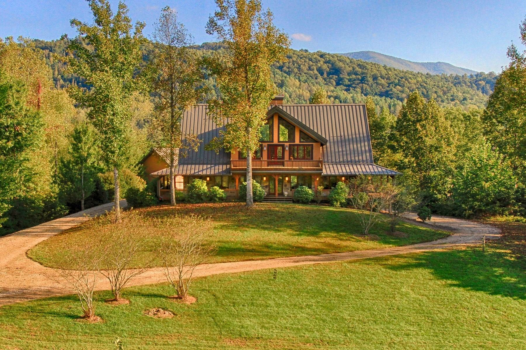 eastern tennessee mountain homes for sale