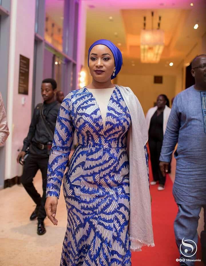 The beautiful second lady of Ghana | Maa U | Pinterest | África ...