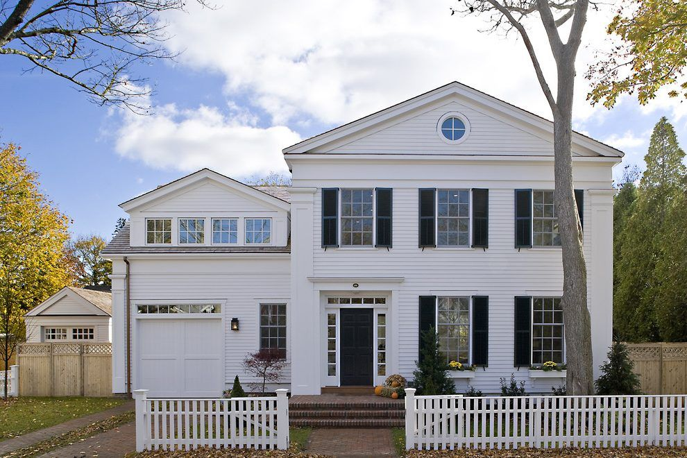 Image Result For Ultra Pure White Behr Exterior Beach House And Navy Trim White Exterior Houses Front Doors With Windows House Exterior