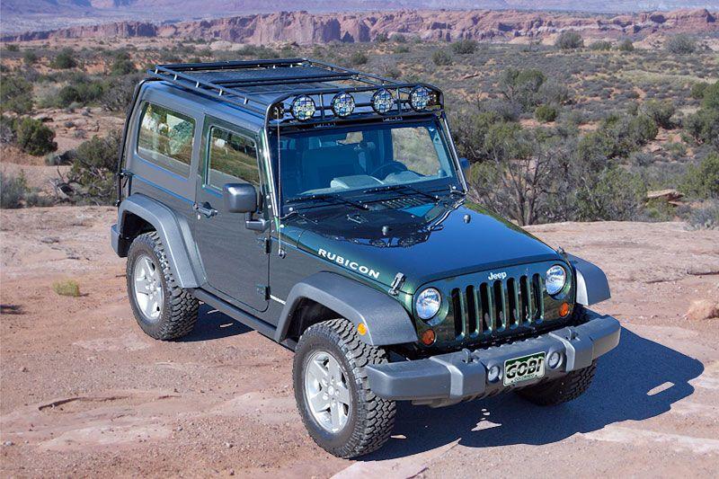 Gobi Racks Hummer Jeep Toyota