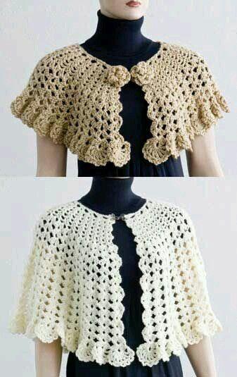 Pin von Rosa DeSantiago auf knitting& crochet | Pinterest ...