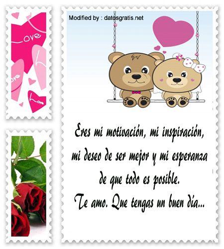 ... de texto de buenos dias para mi amor,palabras de buenos dias para mi  amor: http://www.datosgratis.net/los-mejores-mensajes-de-buenos-dias-para -mi-amor/