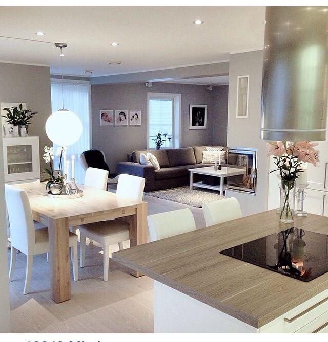 Bellissima cucina | Häuser | Pinterest | Living rooms, Room and Flats