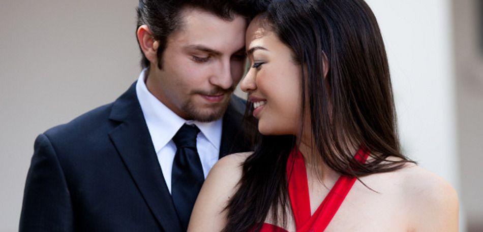 Asian women dating american men