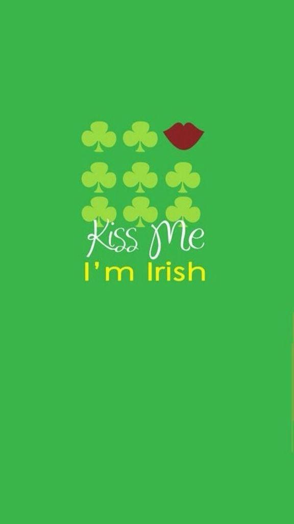 iPhone Wallpaper St. Patrick's Day tjn Spring