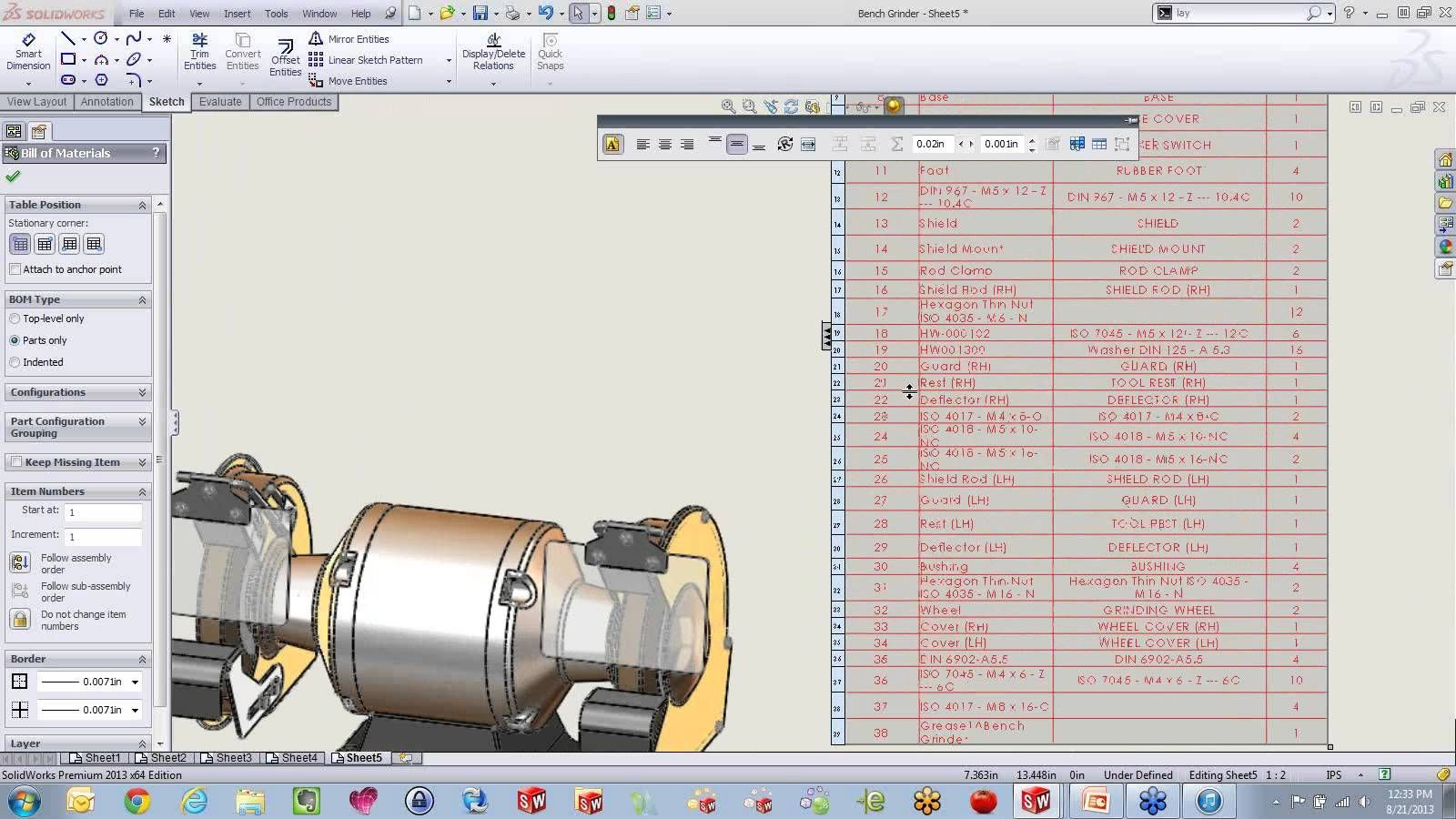 Solidworks Tutorial  Sketch Rope Clamp M In Solidworks  Fusion