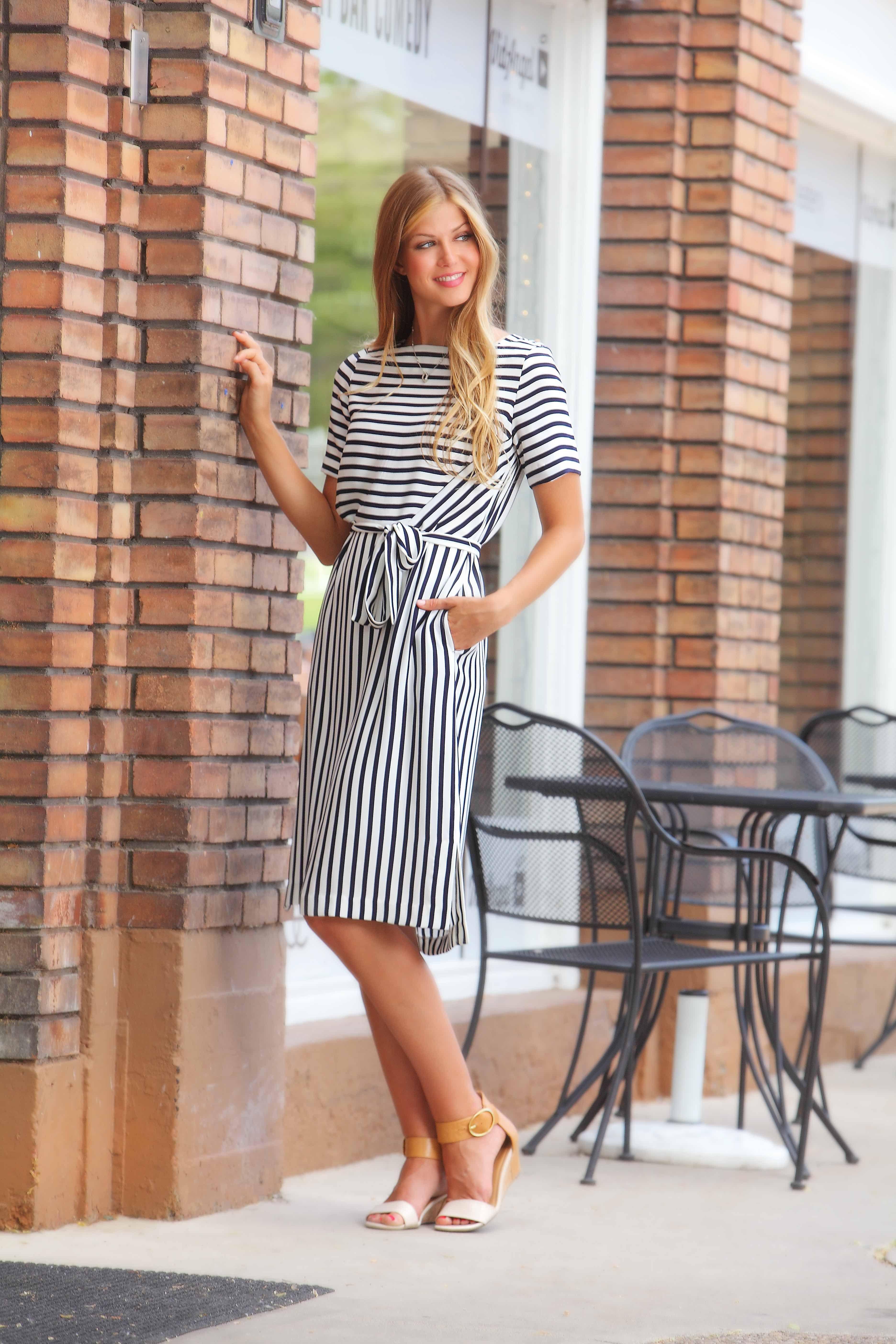 e92d825129a Modest Summer Dresses