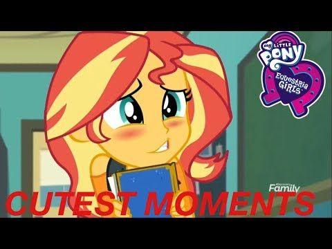 Equestria Girls - Fluttershy & Sunset Shimmer - Falas - Dublado - YouTube