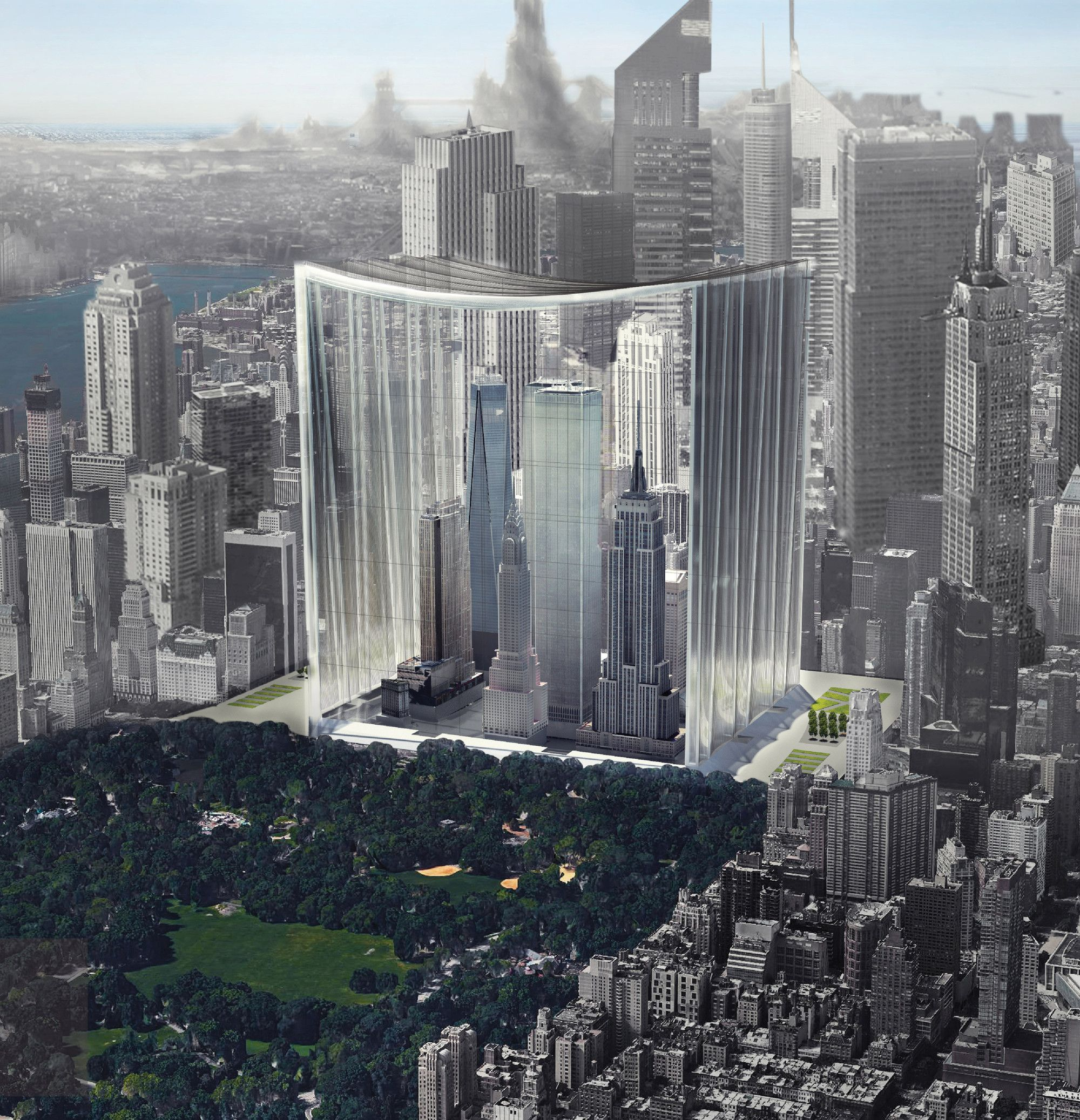 Gallery of eVolo\u0027s 20 Most Innovative Skyscrapers - 19 ...