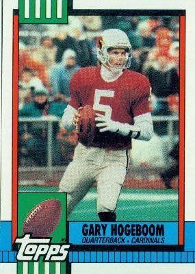 206a5967 Gary Hogeboom - Phoenix Cardinals | Go big red | Cardinals football ...