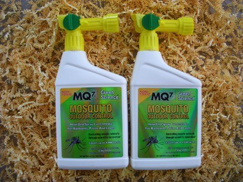 Mosquito Outdoor Control Hose-end Spray - 2 Pack by MQ7 ...