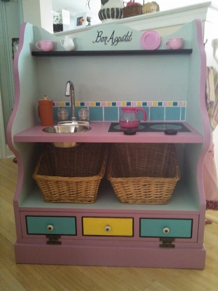 child duktig children finished dream play kitchen img hack childs your ikea saving building amy s