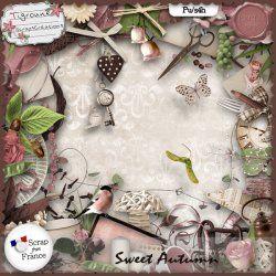 Sweet Autumn by Tigroune {Exclu SFF}
