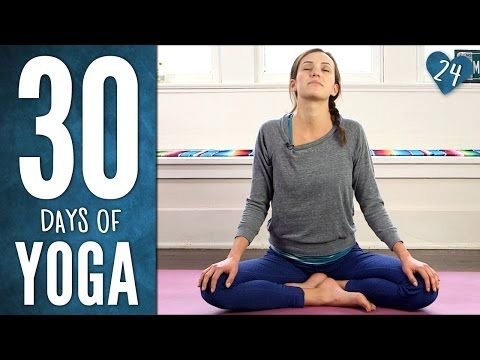after hike stretch yoga gentle yummy yoga  30 days of