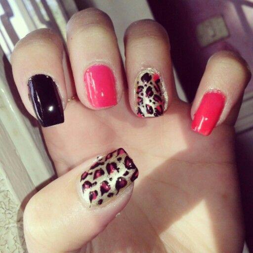 Amazinggggg Nailscolors Nail Design Pinterest Cute Crazy