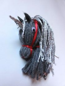 Photo of Make Your Own Horse Head Christmas Ornaments – Horse Lover's Math