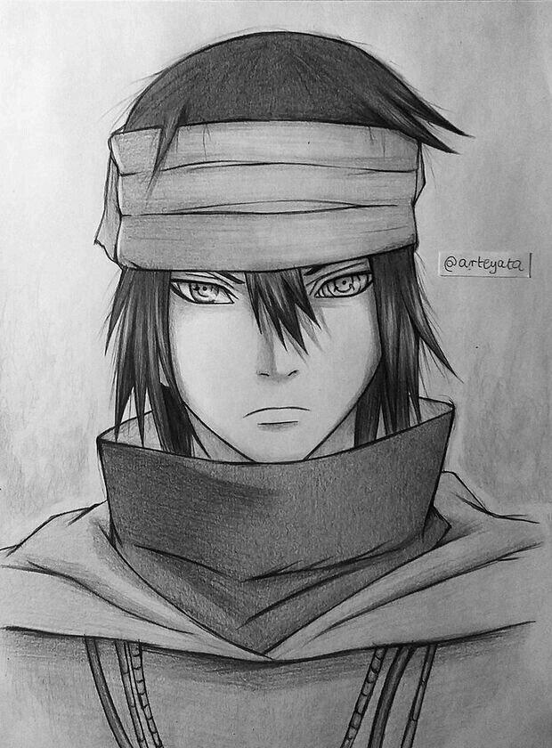 Sasuke With Images Naruto Sketch Naruto Drawings Sasuke Drawing