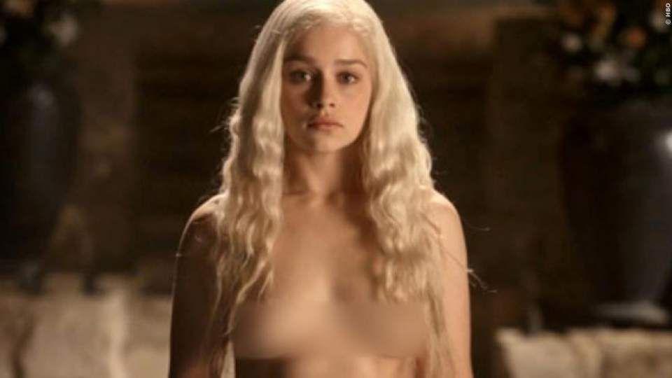 khaleesi game of thrones nackt