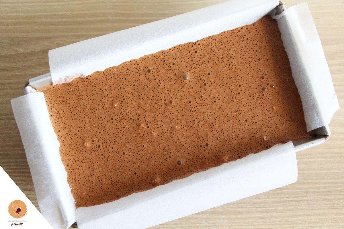 Gâteau au chocolat (sans sucre, sans beurre et sans farine ...