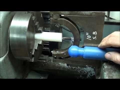 Machine Shop Tips 122 Three Ways To A Radius Logan Lathe Part 2 Tubalcain Youtube Machine Shop Lathe Parts Lathe