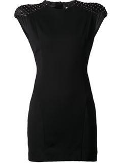 P.a.r.o.s.h. Vestido De Seda - D'aniello - Farfetch.com