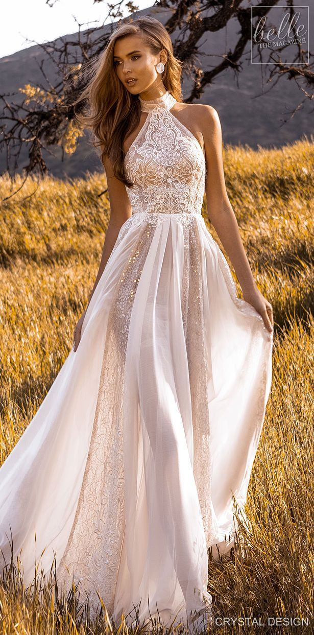 Crystal Design Couture Wedding Dresses 2020 – Belle The Magazine – Dress