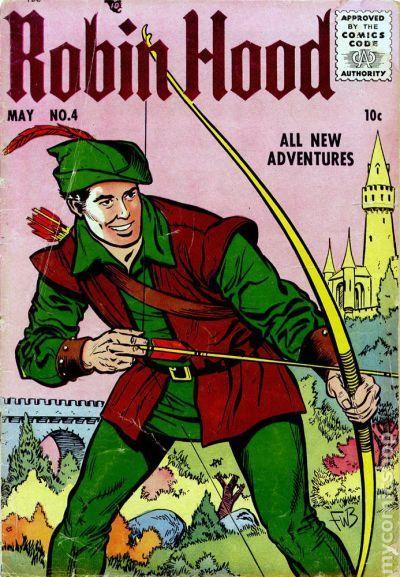 image result for robin hood magazine  robin hood comic