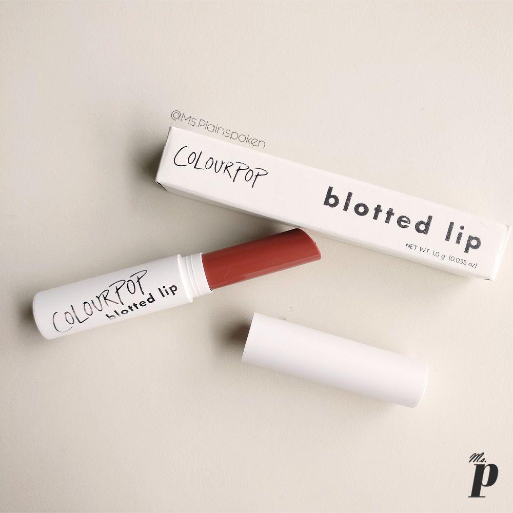 Revlon Kiss Cloud Blotted Lip Color Review + Complete