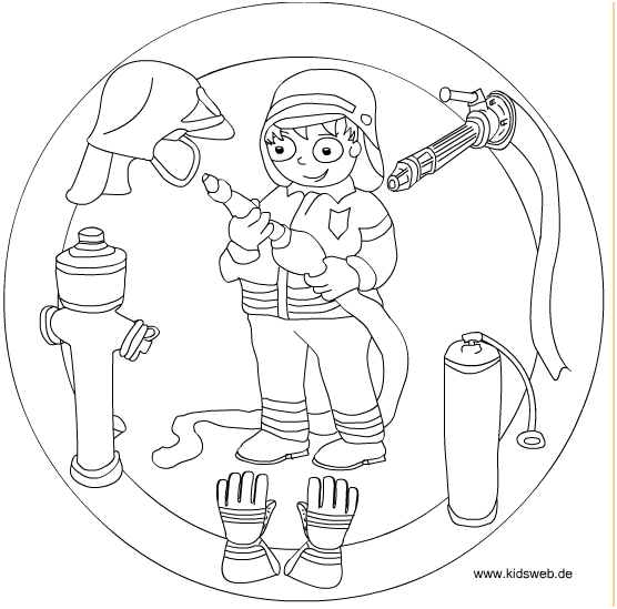 Maestra De Infantil Mandalas Para Colorear Mandalas De Profesiones Oficios Y Profesiones Mandalas Para Ninos Mandala Art