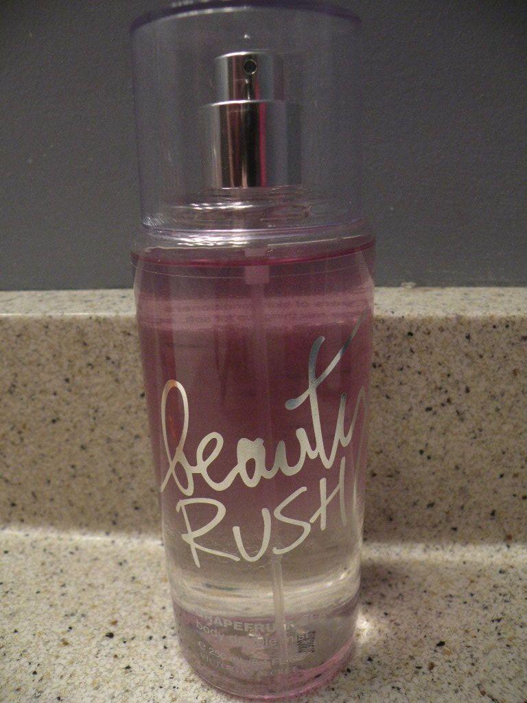Victorias Secret Beauty Rush Body Double Mist 8 4 Fl Oz Grapefruit Blast Fre Body Sprays Mists Victorias Secret Beauty Body Spray Mists
