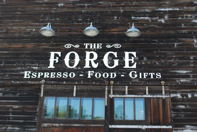 The Forge Inc For Breakfast Coffee Kalispell Mt A Former
