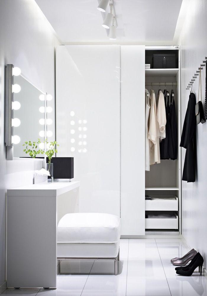 Closets to Covet | Damsel In Dior - small walk in closet